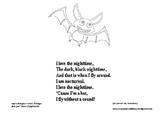 bat SONG halloween