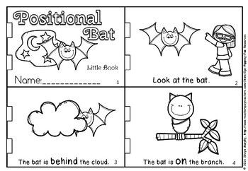 bats little books (50% off for 48 hours)