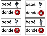 b/d flip reference cards in spanish