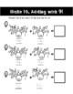 beginning bl blends worksheet and lesson plan