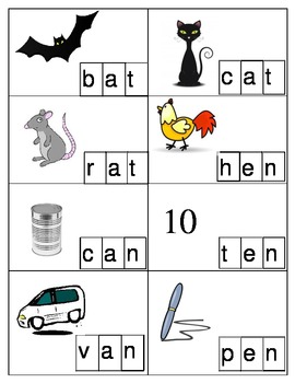 beginning sounds activity for PrK