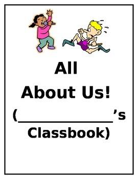 beginning year class book