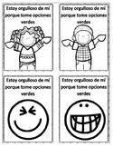 behavior charts in spanish