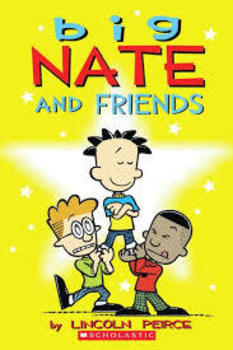 big NATE AND FRIENDS Activities for Divergent Thinking