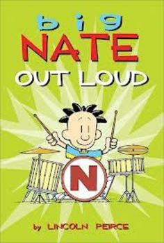 big Nate Out Loud Divergent Thinking Activities