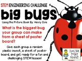 big bugs: STEM Engineering Challenge with a Picture Book