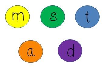 bingo letters sounds