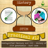 bioMAGNIFIED (Mercury and DDT) - History of STEM practicals - Card Simulation