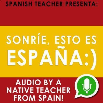 Sonríe, esto es España :) An Introduction to the Art, Culture, Sights, and Food
