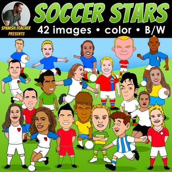 Soccer Stars - World Cup