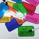 blank iPad - literacy centres - sight words