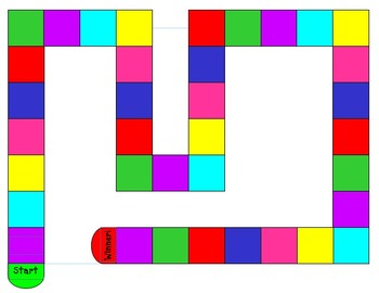 blank/editable game board