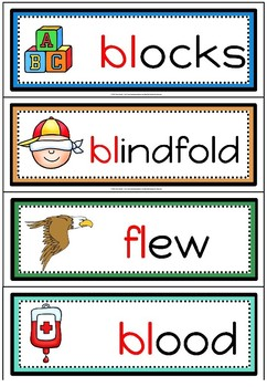 blends BL AND FL