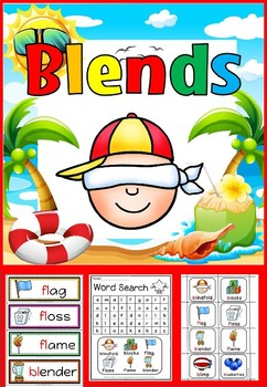blends-bl and fl activities(50% off for 48 hours)