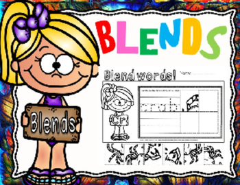 blends picture sort(free)