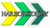 Blinking Green and Glitter Next arrow Clip Art Image