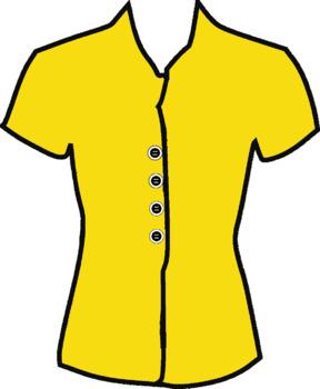 blouse clipart.