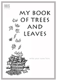 book of trees and leaves.
