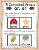 bossy r packet ar, or - r controlled vowels - RTI - strugg
