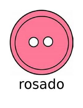 botones de colores (Editable)