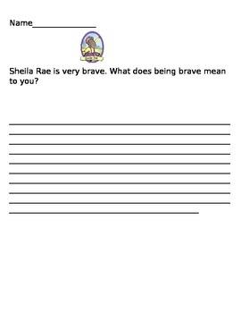brave writing