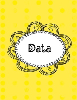 bright yellow teacher binder