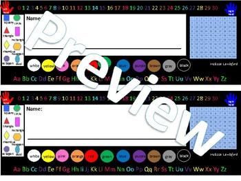 brights Name Plates