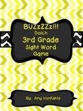 BuZzzZ!  3rd Grade Sight Word Game