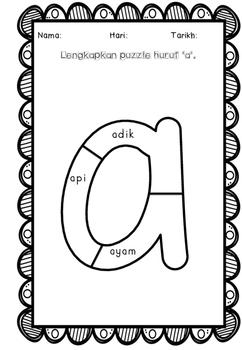 buku huruf A-Z
