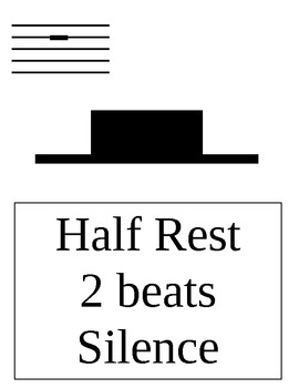 bulletin baord notes and rests
