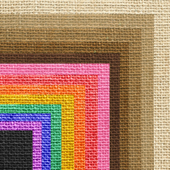 burlap background for product page covers, web, print - color, black, neutral