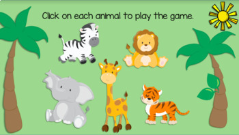 c, k, ck Phonics: Interactive Game