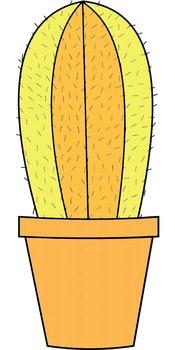 cactus clipart(free)