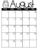 calendar 2018-2019 Dade county