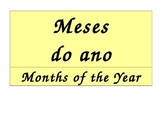 Months of the Year in Portuguese