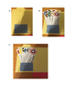 coupons SU-PÈRE HÉROS couleur avec étapes pour carte