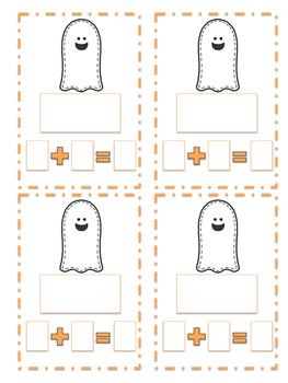 carte domino Halloween