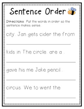 ce and ci Word Work Literacy Bundle {Word Work}