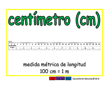 centimeter/centimetro meas 2-way blue/verde