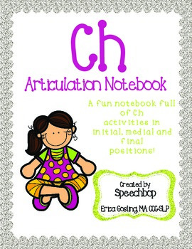 /ch/ Articulation Notebook