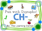/ch/ Digraph Activity Pack