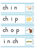 Digraph Word Work Unit CH
