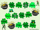 ch Digraphs for St. Patrick's Day Board Game