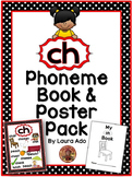 ch Phonogram Book & Poster Pack with Phonics Practice Pages