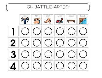 ch battle artic