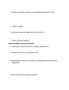 chapter 8 guided readng notes