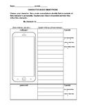 character study: smartphone template & rubric