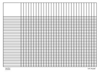 Printable check lists and editable check lists template