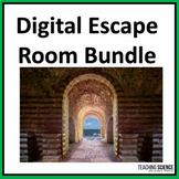 Distance Learning Escape Room Bundle Save 20%