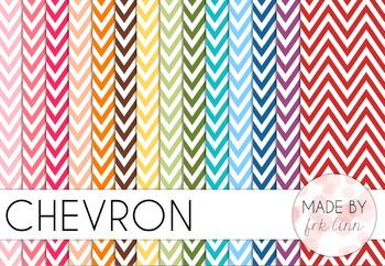 chevron - digital paper